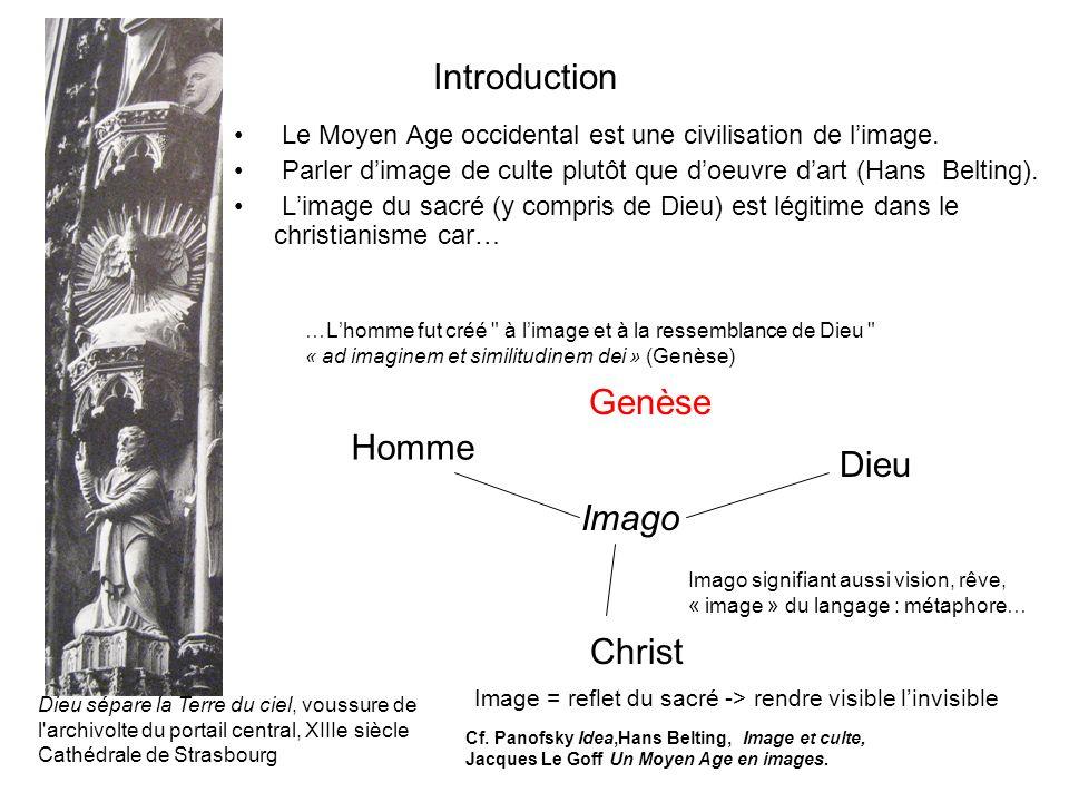 Introduction Genèse Homme Dieu Imago Christ
