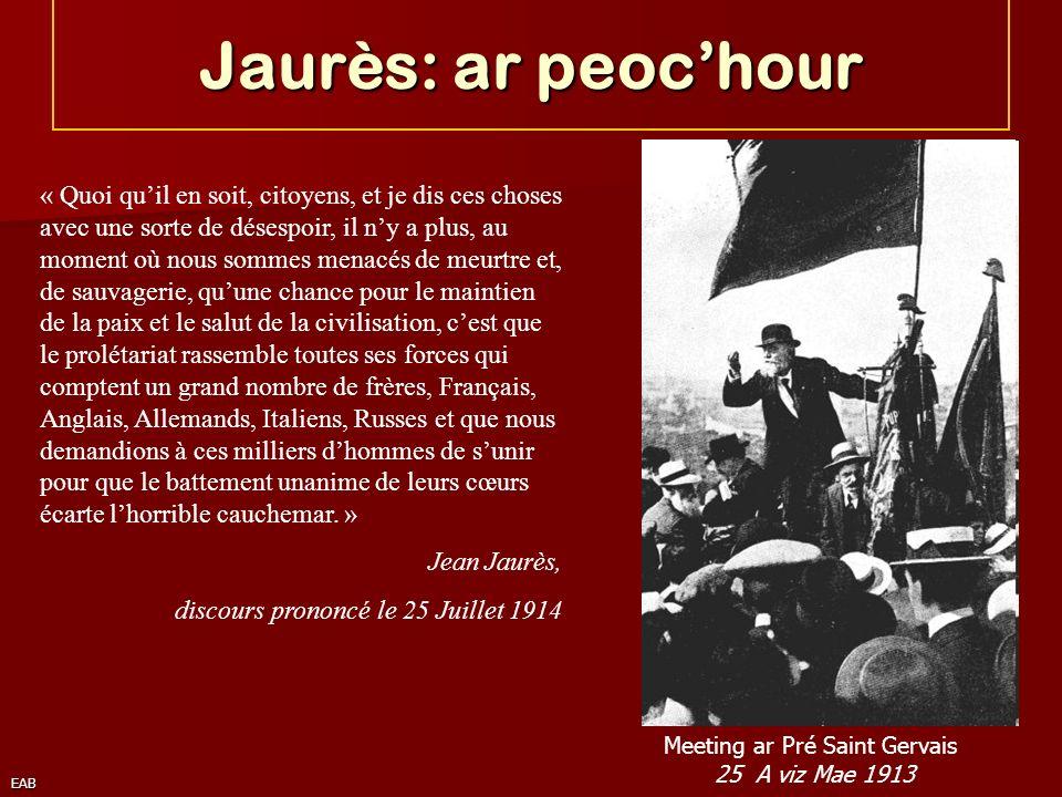 Meeting ar Pré Saint Gervais