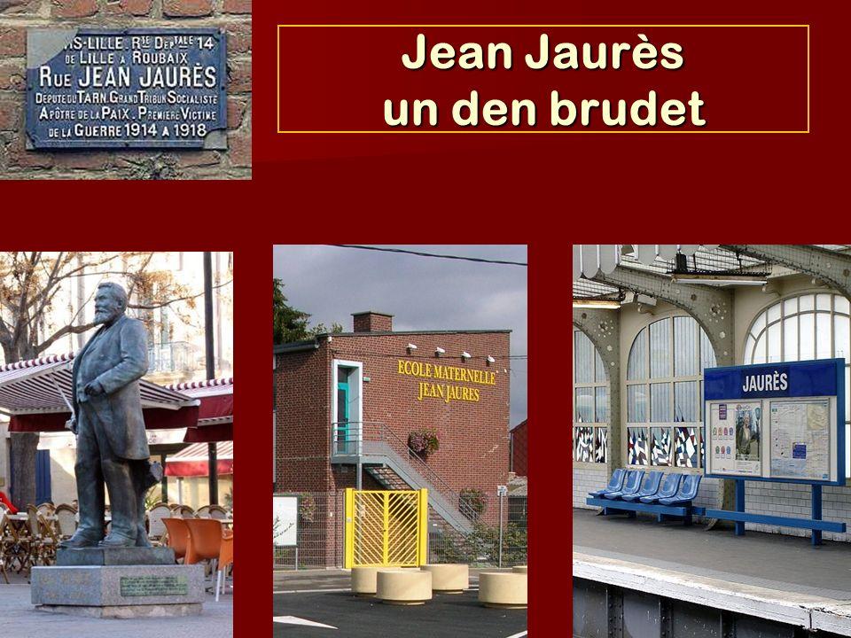 Jean Jaurès un den brudet