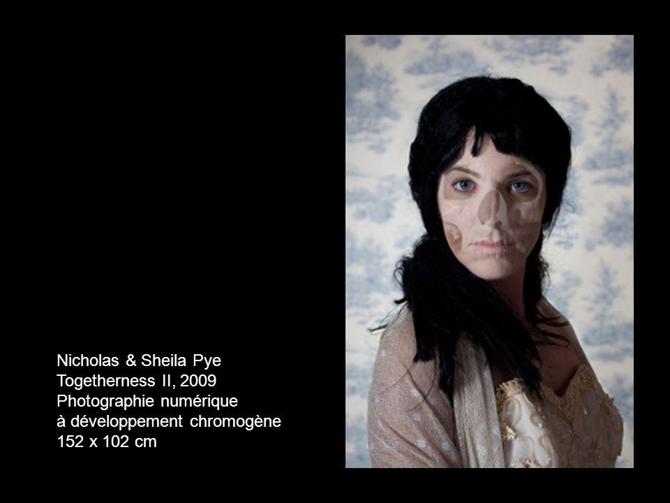 Nicholas & Sheila Pye Togetherness II, 2009 Photographie numérique à développement chromogène 152 x 102 cm