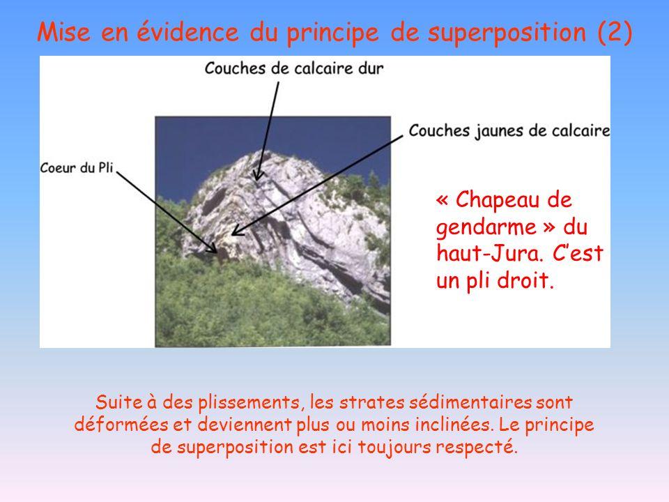 Mise en évidence du principe de superposition (2)