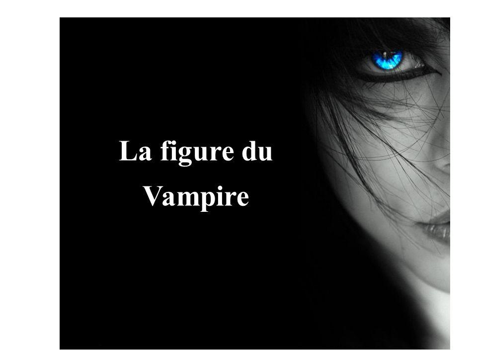 La figure du Vampire