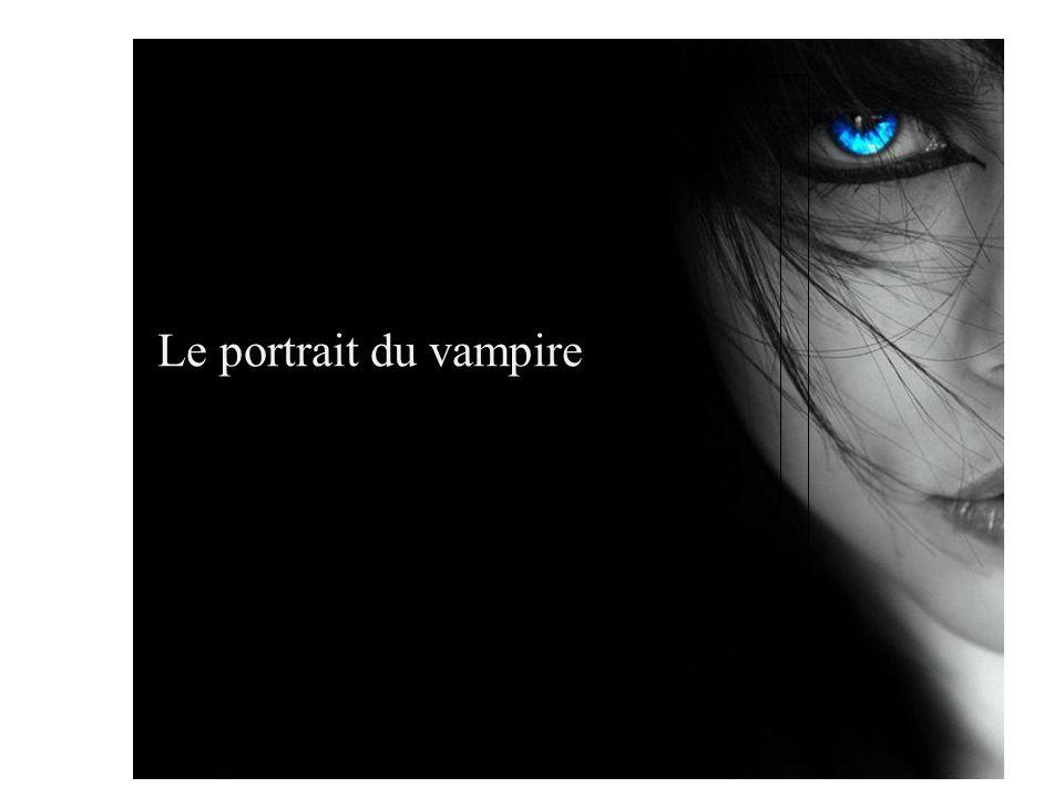 Le portrait du vampire