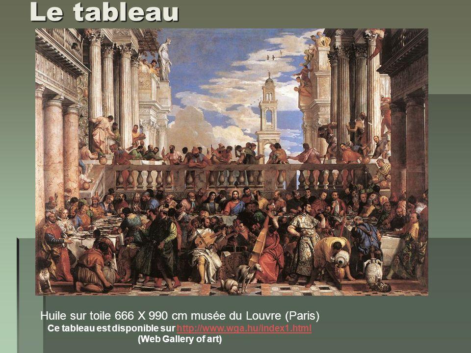 Ce tableau est disponible sur http://www.wga.hu/index1.html