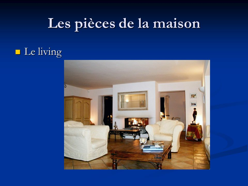 et les parties de la maison ppt video online t l charger. Black Bedroom Furniture Sets. Home Design Ideas