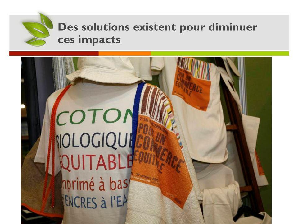 Le T-shirt en coton bio et équitable