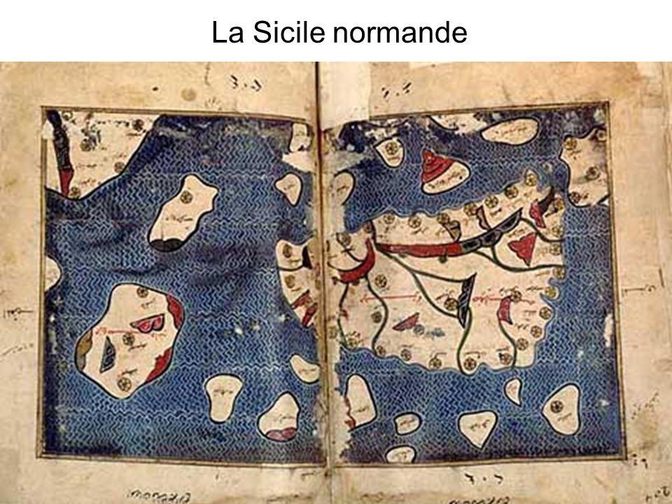 La Sicile normande