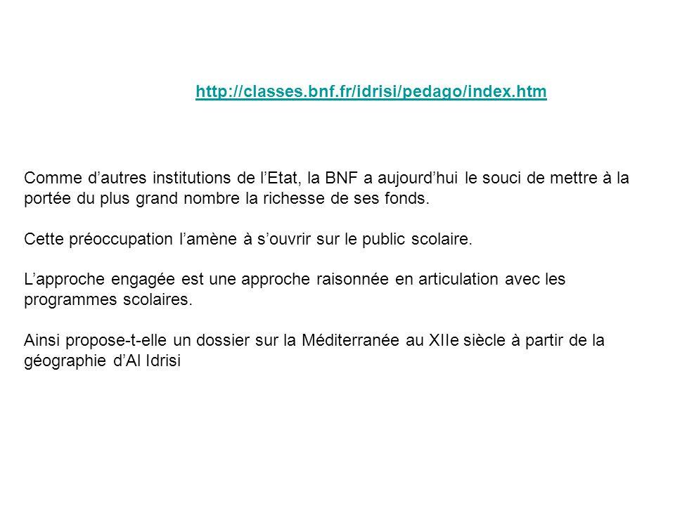 http://classes.bnf.fr/idrisi/pedago/index.htm