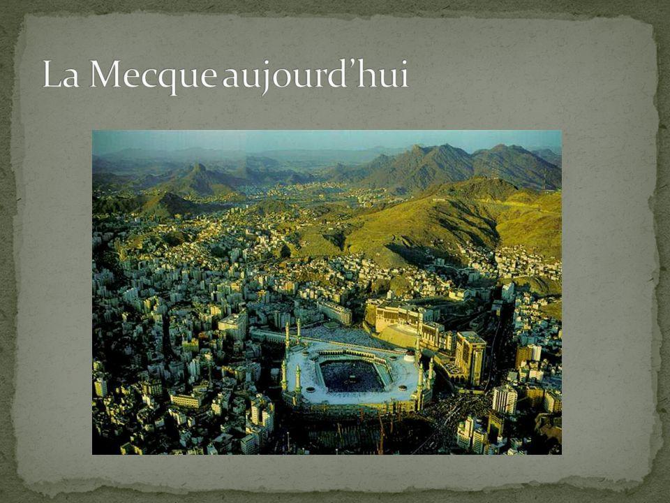 La Mecque aujourd'hui