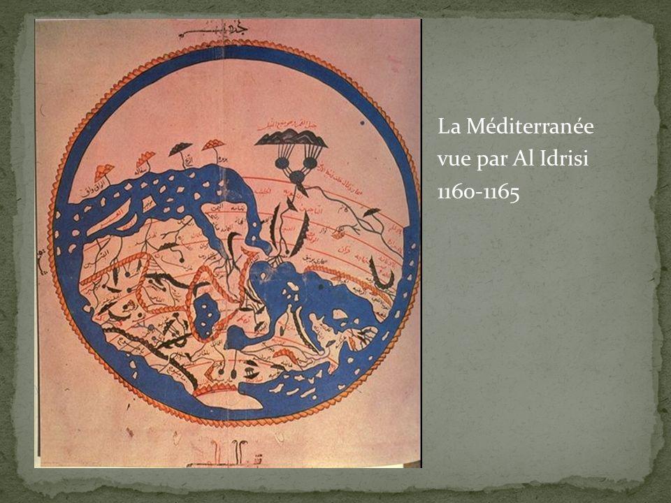 La Méditerranée vue par Al Idrisi 1160-1165