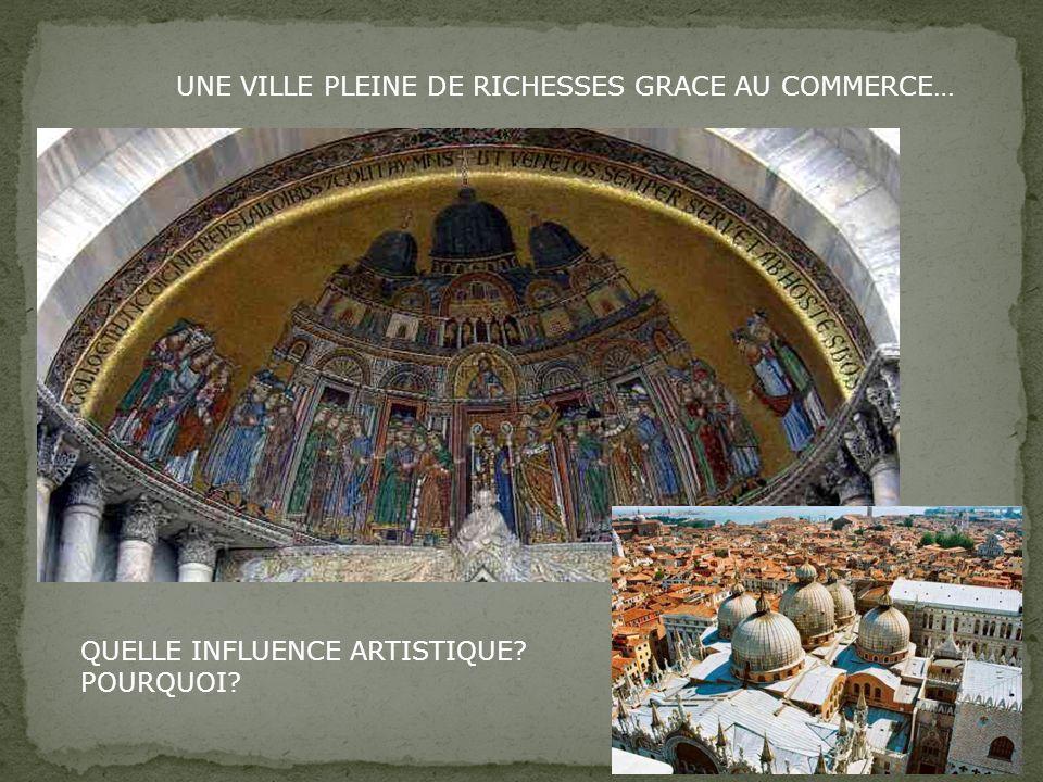UNE VILLE PLEINE DE RICHESSES GRACE AU COMMERCE…