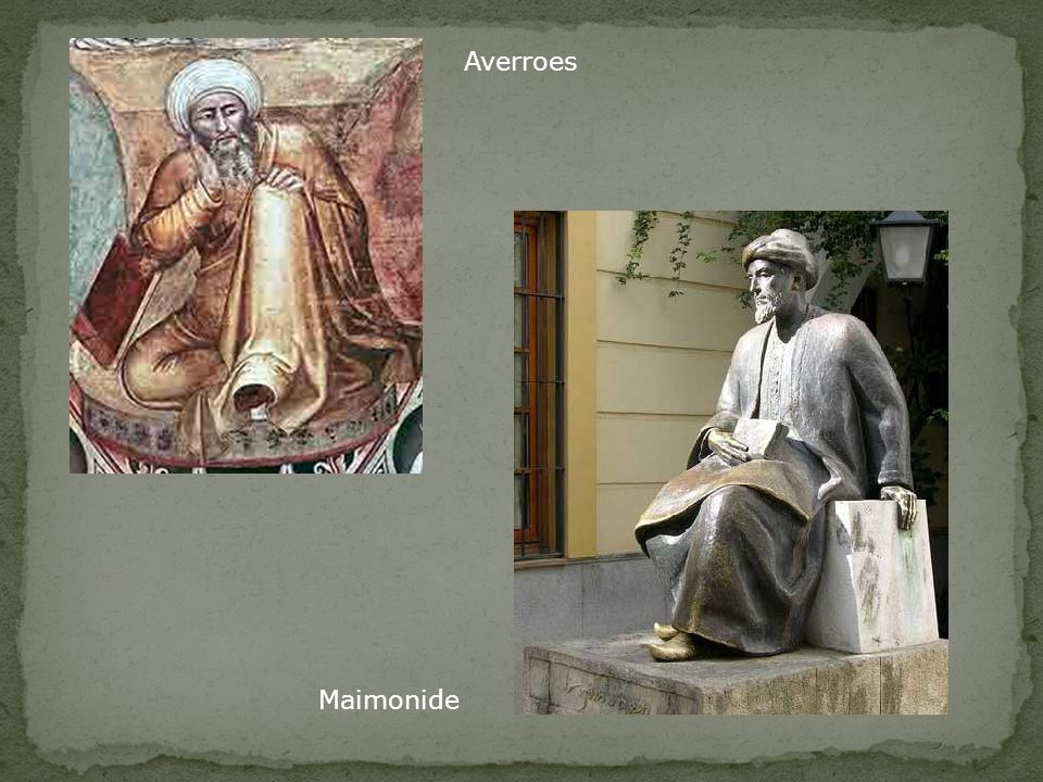 Averroes Maimonide