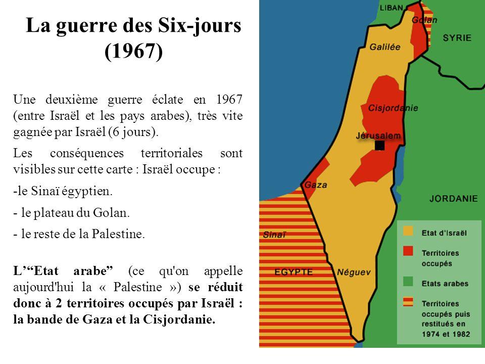 La guerre des Six-jours (1967)