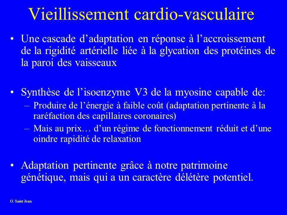 Vieillissement cardio-vasculaire