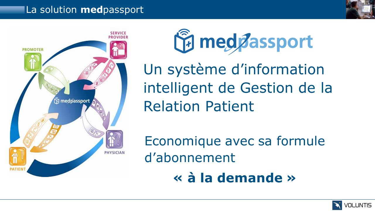 La solution medpassport