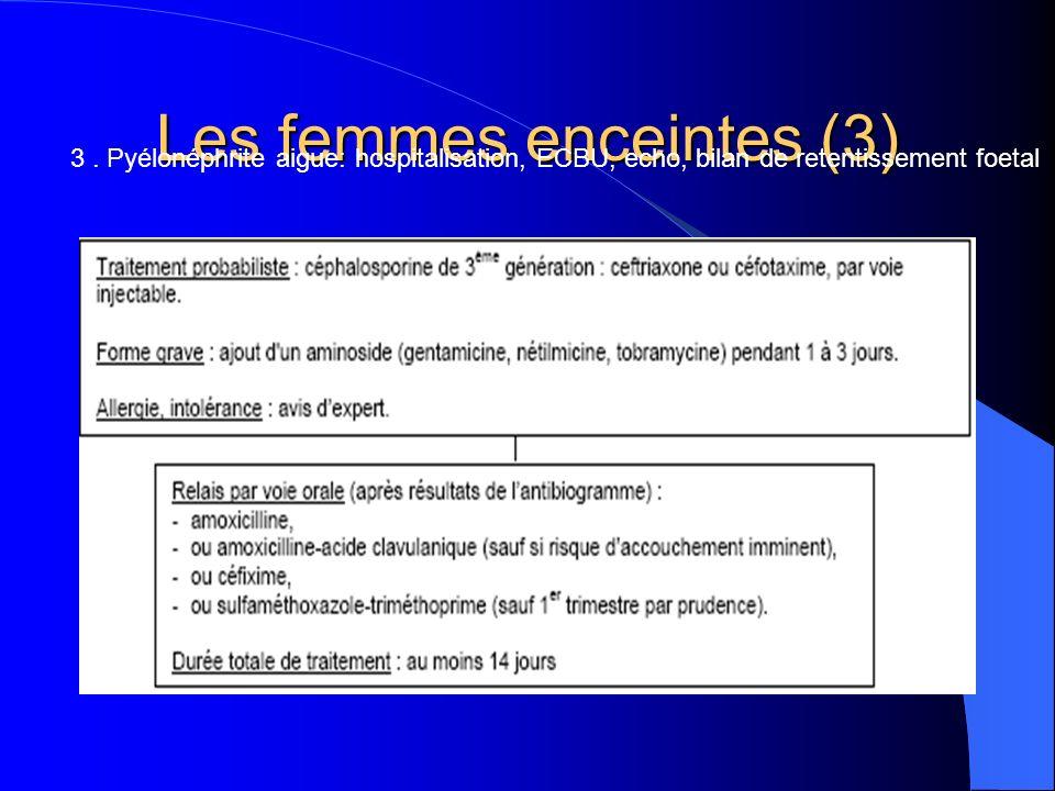 Les femmes enceintes (3)