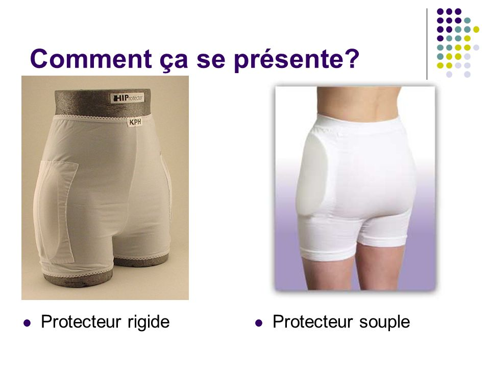 Comment ça se présente Protecteur rigide Protecteur souple