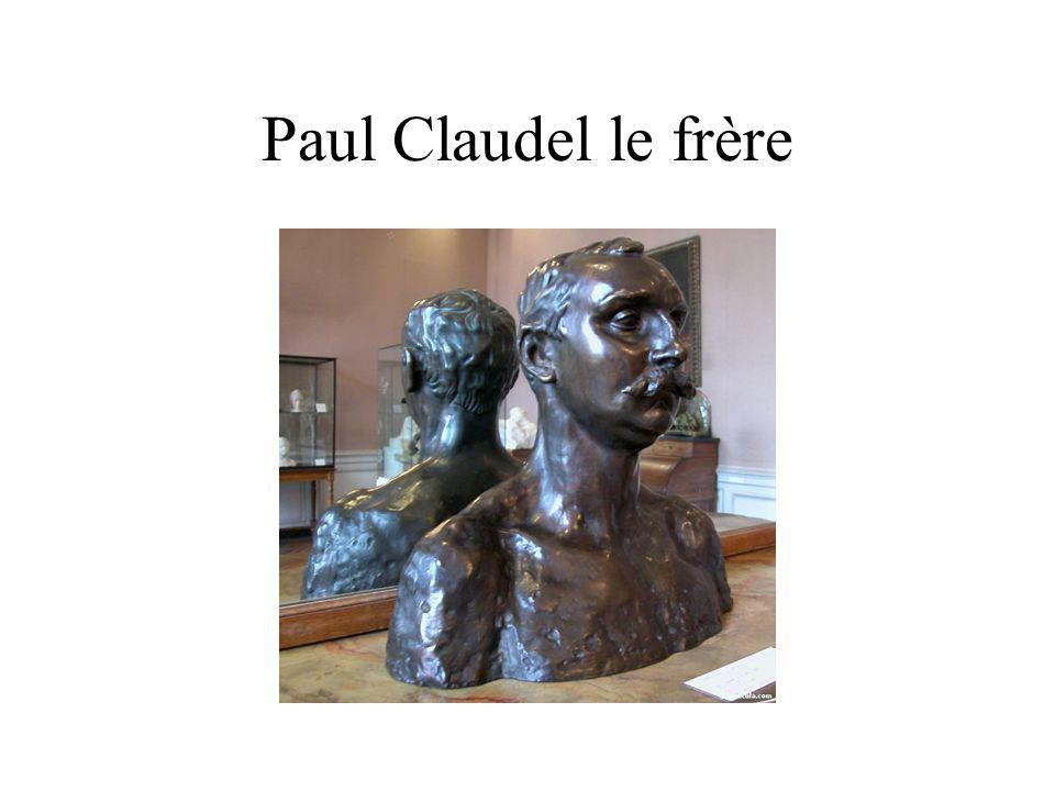 Paul Claudel le frère