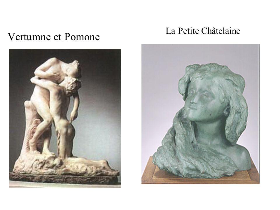 Vertumne et Pomone La Petite Châtelaine
