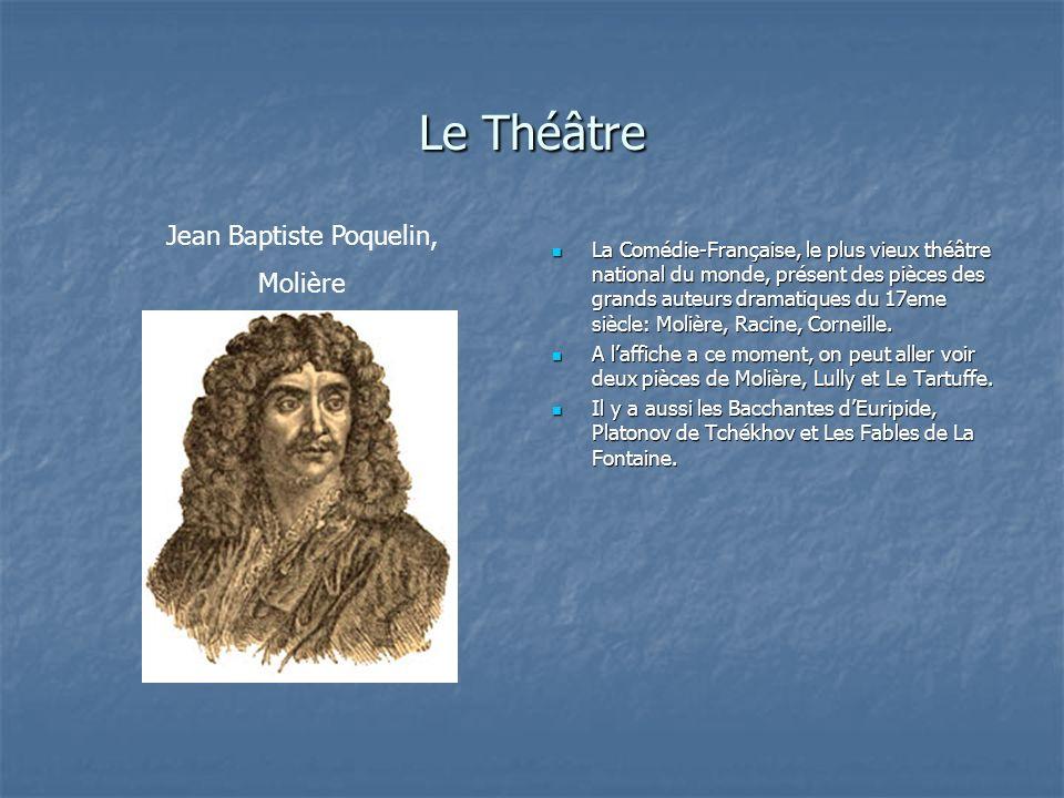 Jean Baptiste Poquelin,