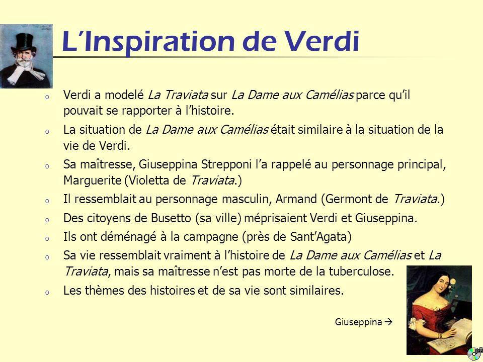 L'Inspiration de Verdi