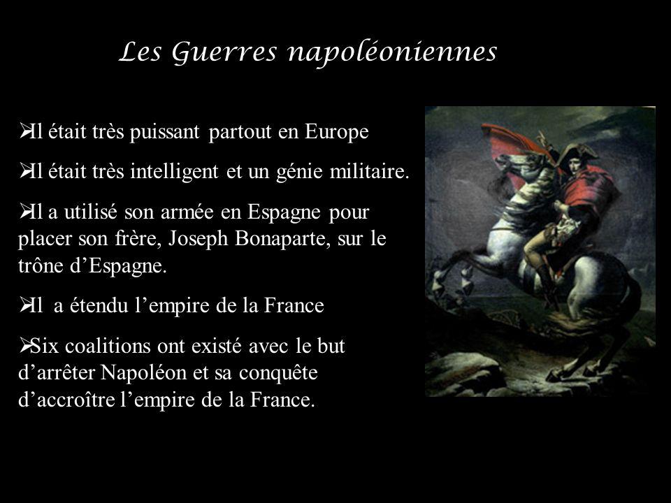 Les Les Guerres napoléoniennes