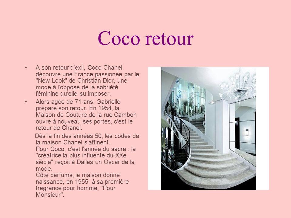 Coco retour