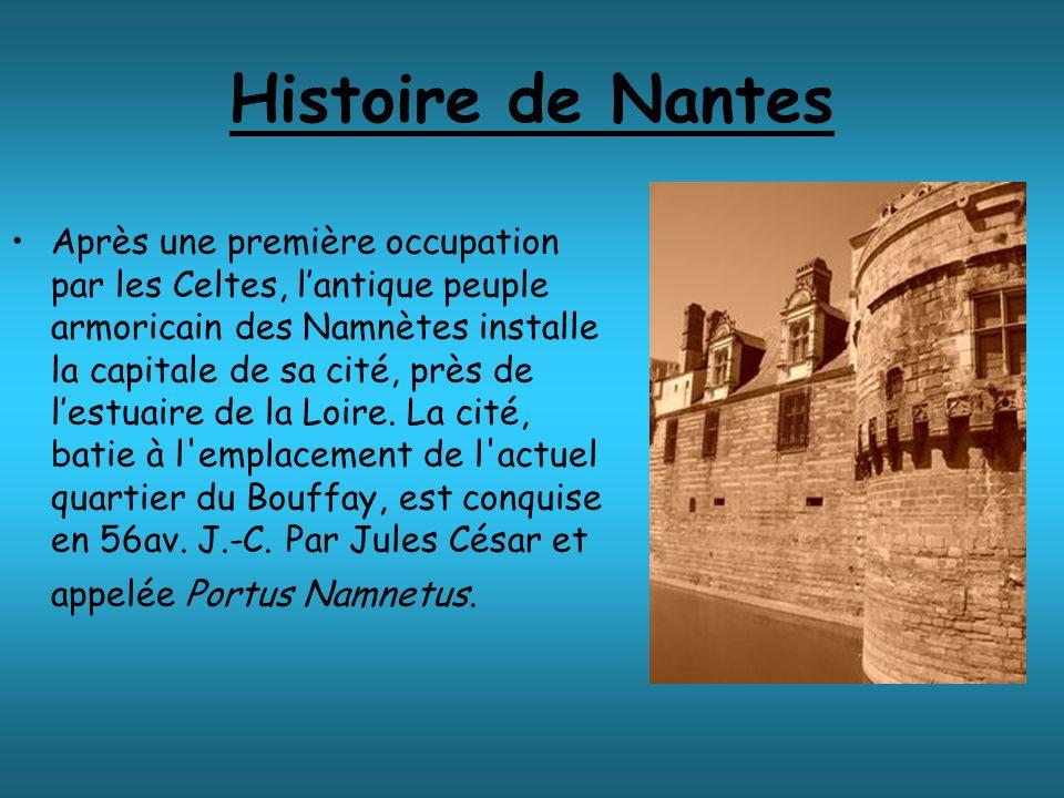 Histoire de Nantes