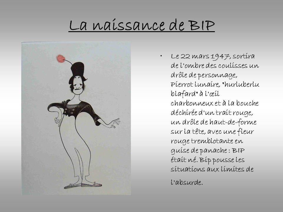 La naissance de BIP