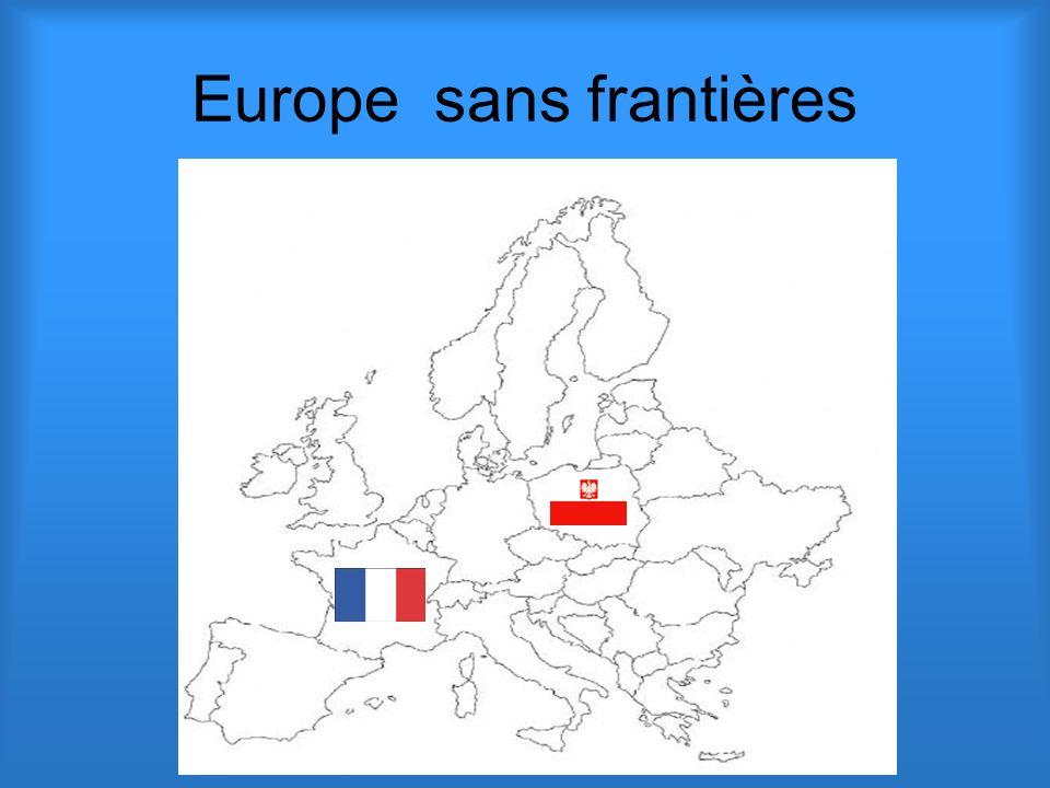 Europe sans frantières