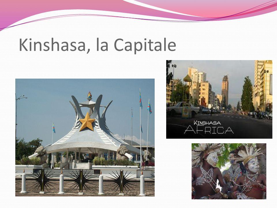 Kinshasa, la Capitale