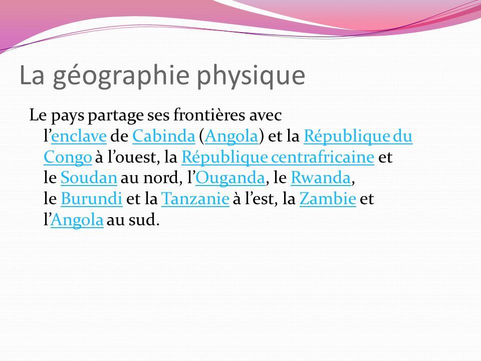 La géographie physique