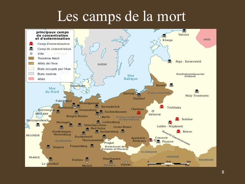 Les camps de la mort
