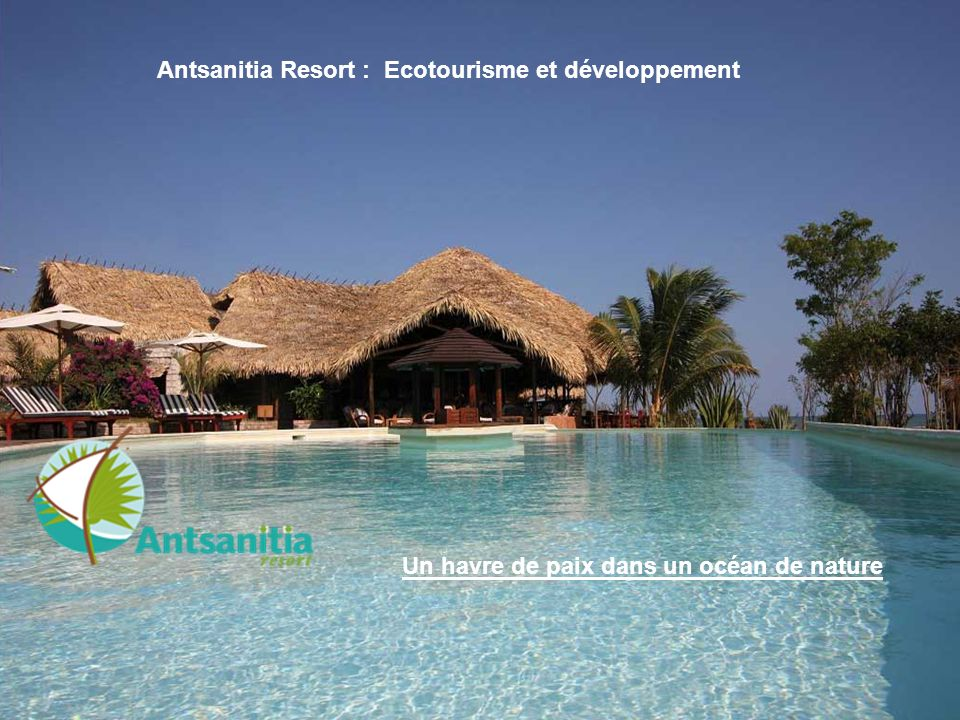 ANTSANITIA RESORT MADAGASCAR