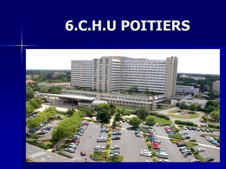 6.C.H.U POITIERS