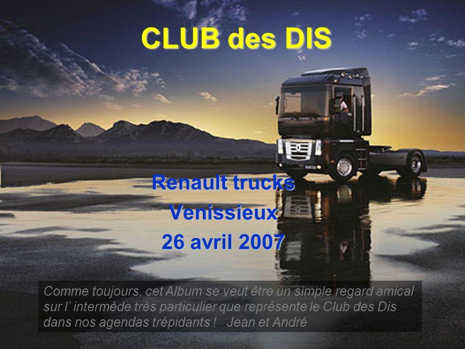 Renault trucks Venissieux 26 avril 2007