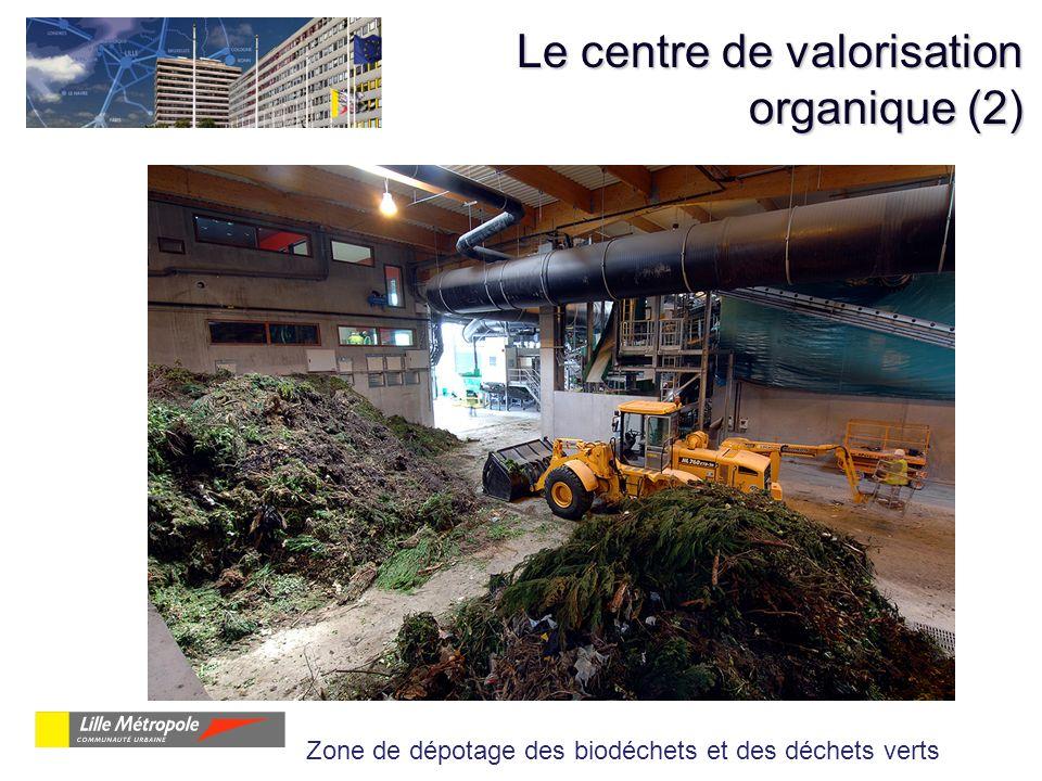 Le centre de valorisation organique (2)