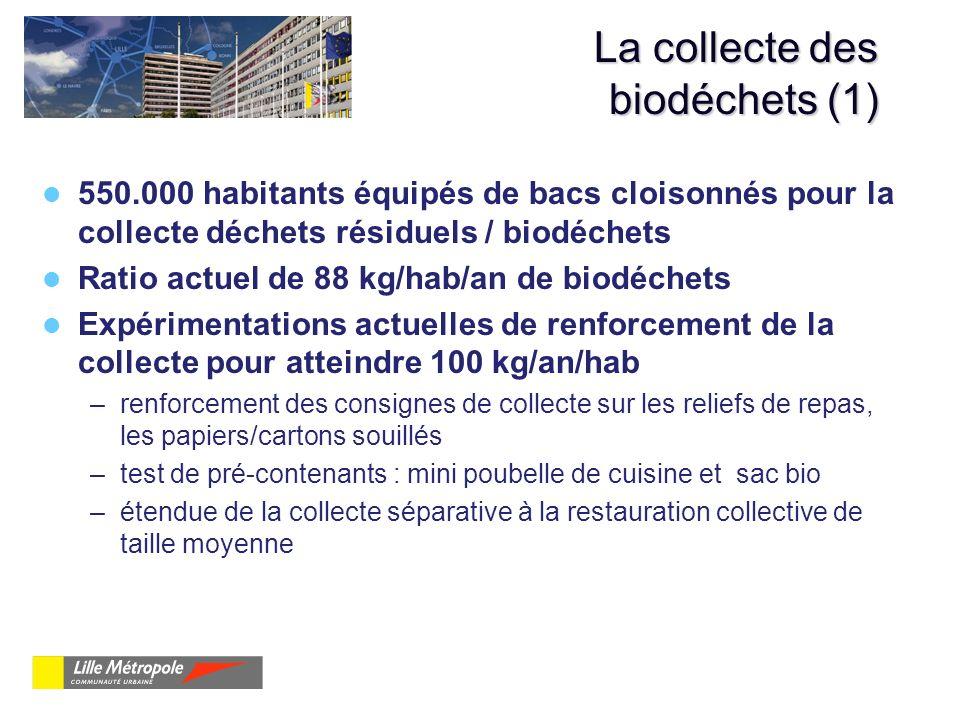 La collecte des biodéchets (1)
