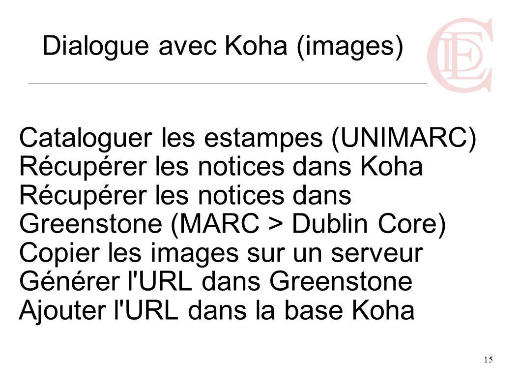 Dialogue avec Koha (images)