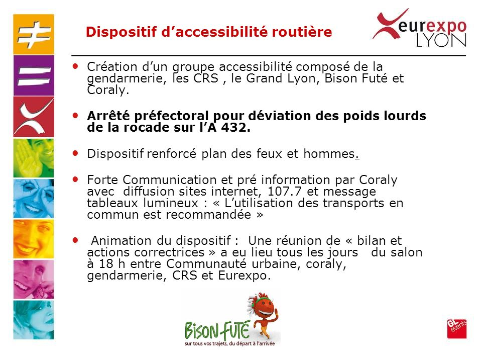 Dispositif d'accessibilité routière