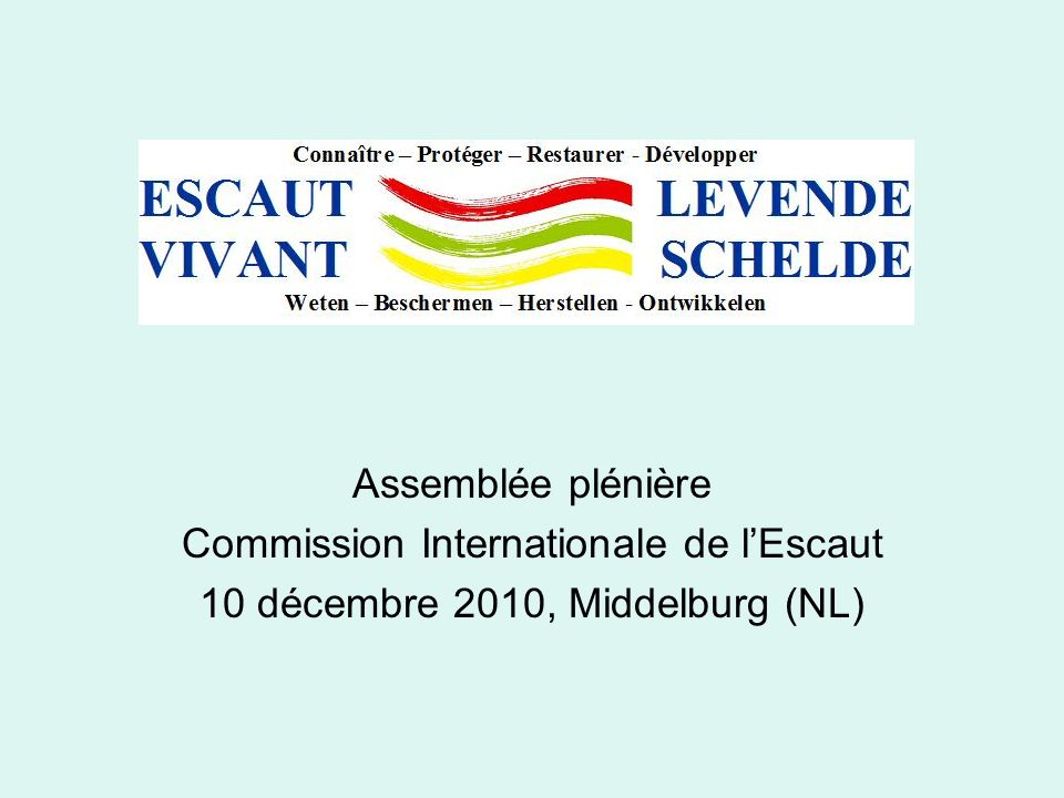 Commission Internationale de l'Escaut