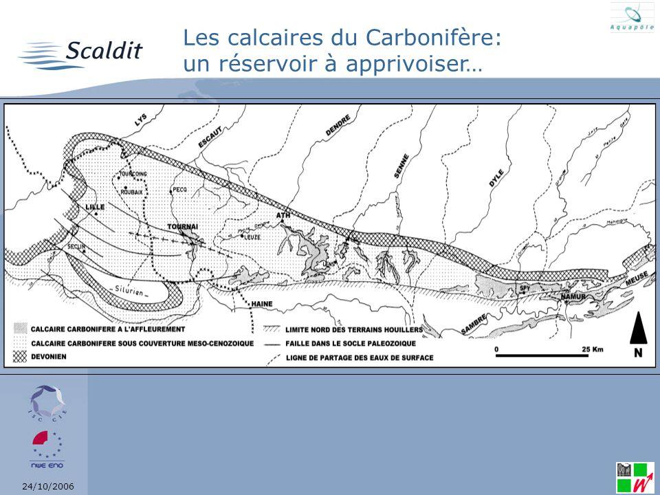 Les calcaires du Carbonifère: un réservoir à apprivoiser…