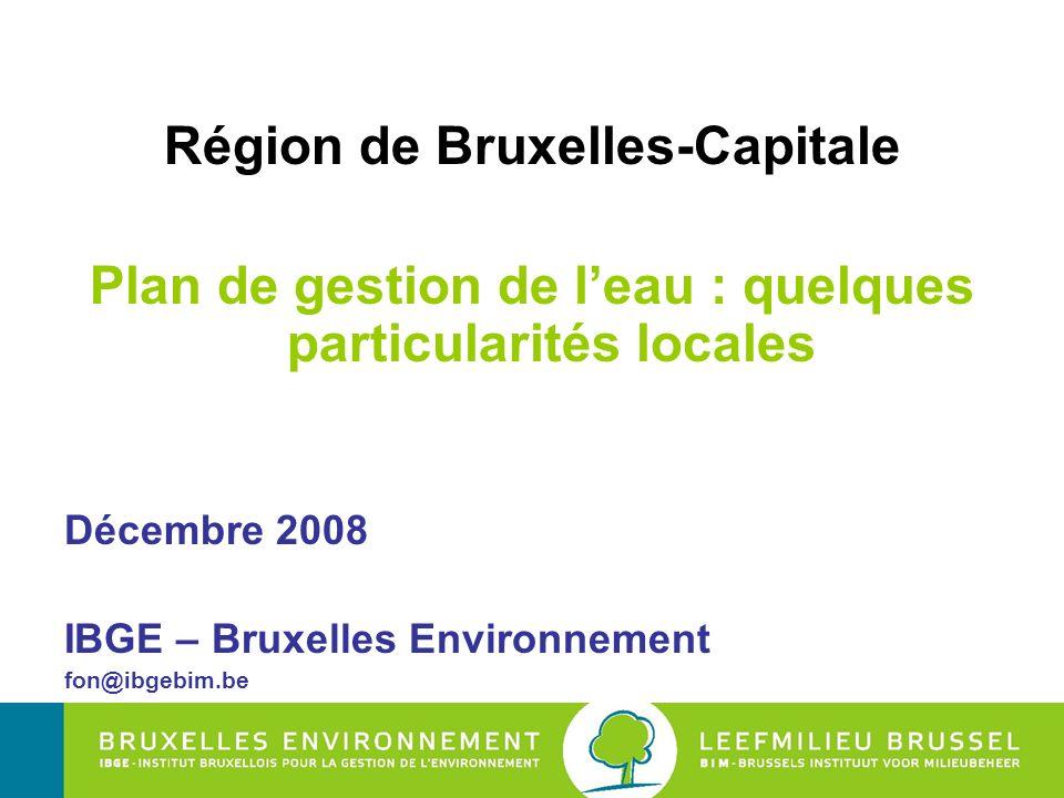 Région de Bruxelles-Capitale