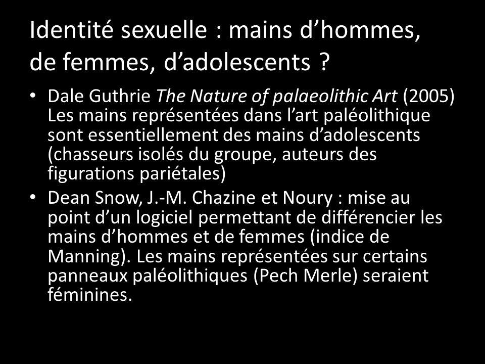Identité sexuelle : mains d'hommes, de femmes, d'adolescents