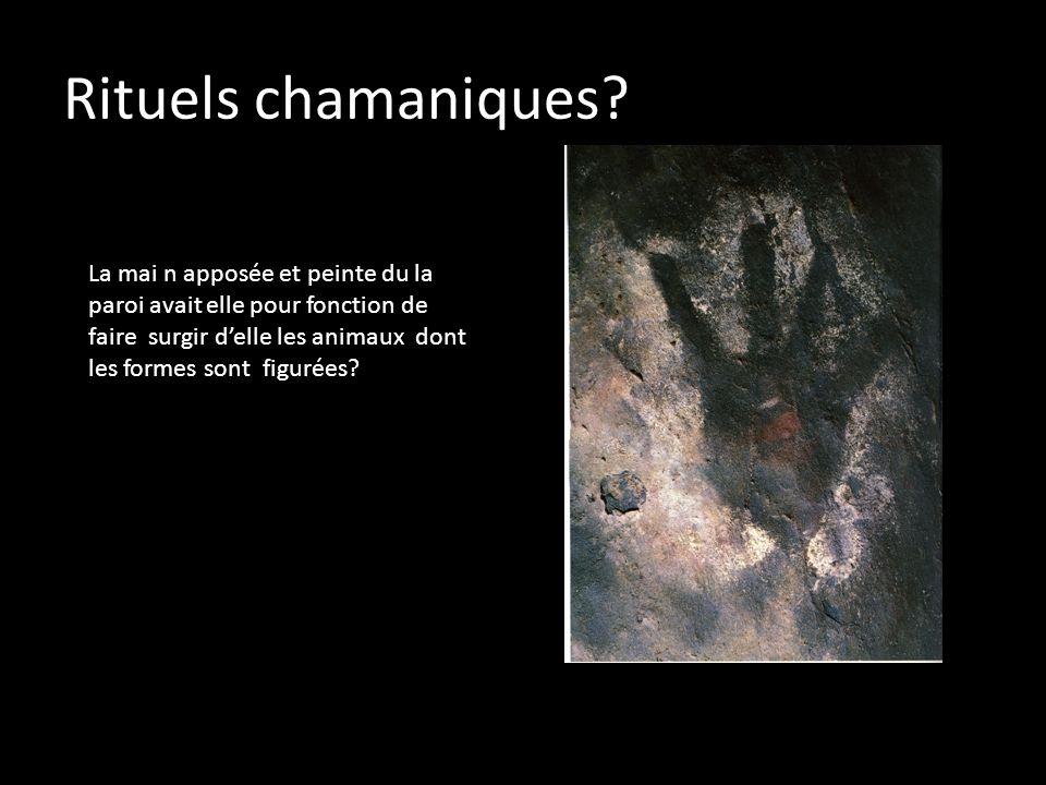 Rituels chamaniques