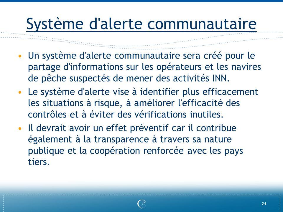 Système d alerte communautaire