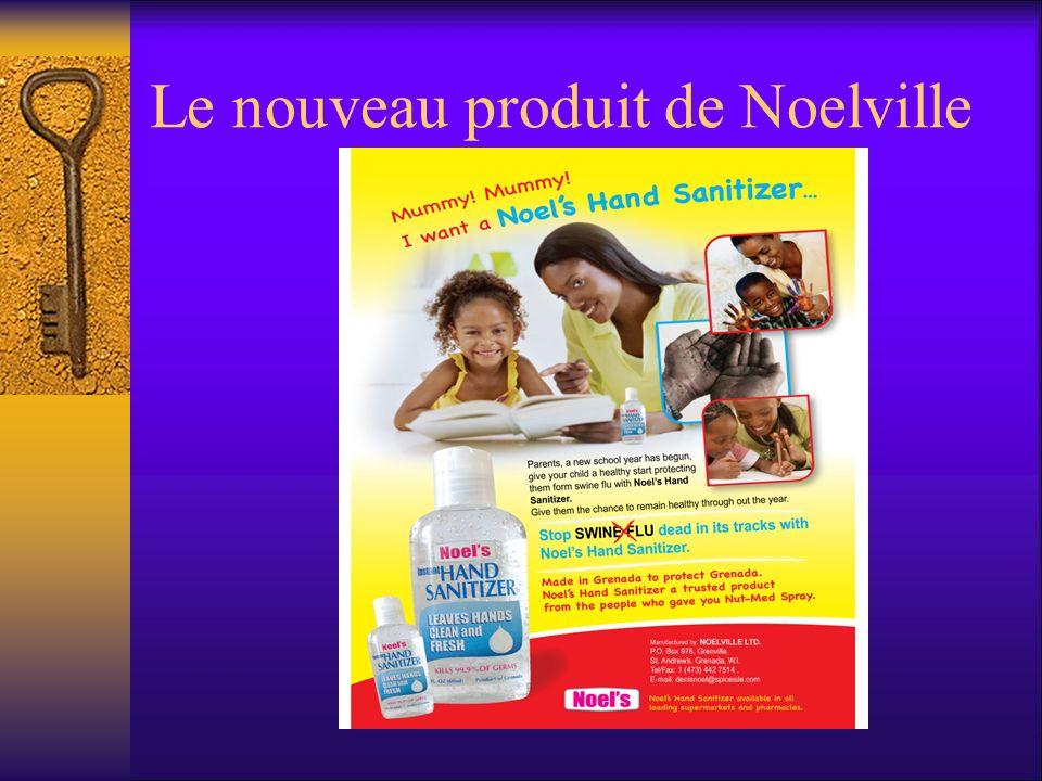 Le nouveau produit de Noelville