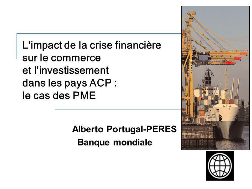 Alberto Portugal-PERES Banque mondiale