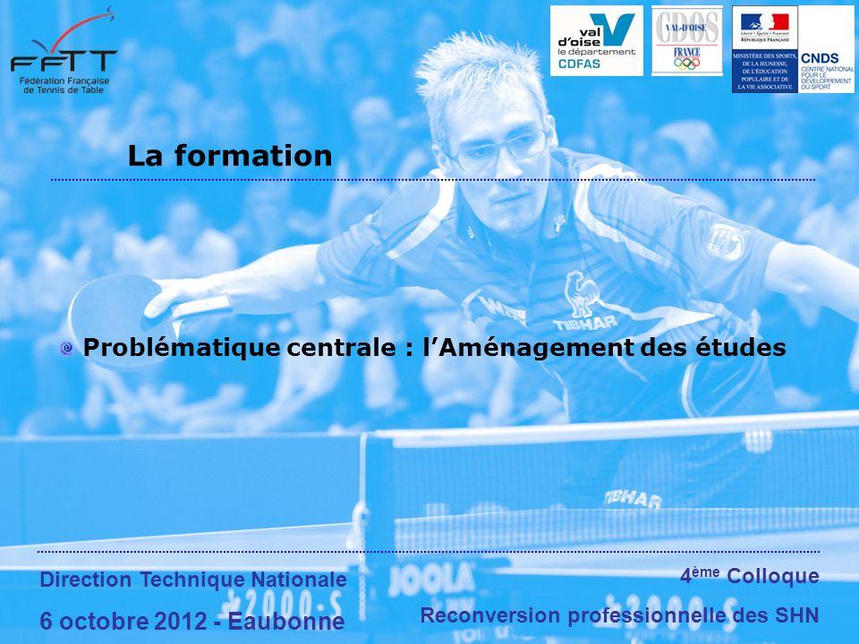 La formation 6 octobre 2012 - Eaubonne