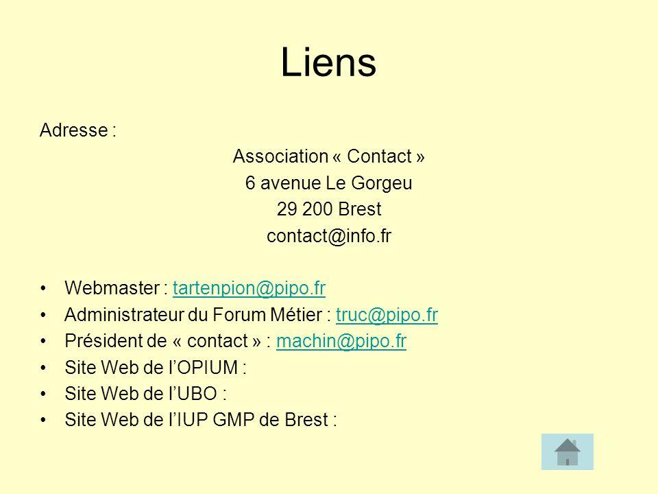 Association « Contact »